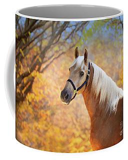 Golden Spirit Coffee Mug