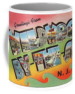 Wildwood Greetings - Version 3 Coffee Mug