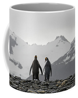 Hand In Hand Coffee Mug