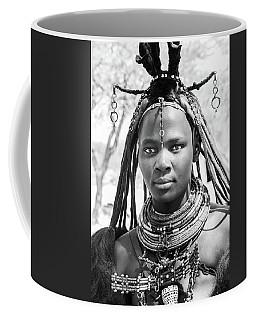 Himba Girl Coffee Mug