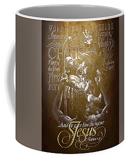 Immanuel Coffee Mug