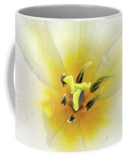 Inside A Tulip Coffee Mug