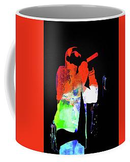 Jay-z Watercolor Coffee Mug