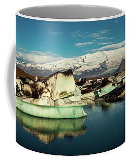 Jokulsarlon Lagoon, Iceland Coffee Mug