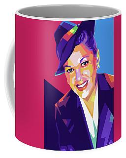 Judy Garland Coffee Mug