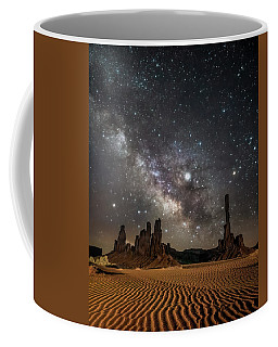 Jupiter's Staircase Coffee Mug