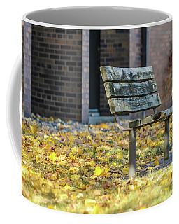 Just A Bench Coffee Mug