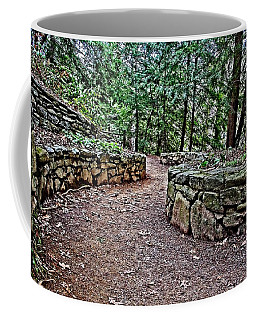 Just Around The Bend Coffee Mug