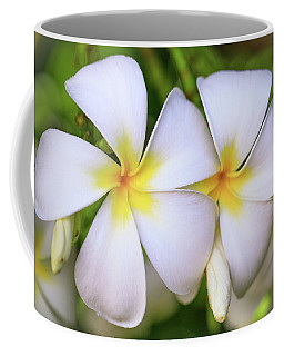 Laukahi Plumerias Coffee Mug