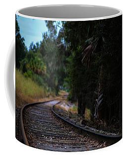 Leading Lines Coffee Mug