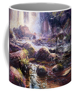 Living Water Coffee Mug
