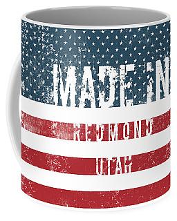 Made In Redmond, Utah Coffee Mug