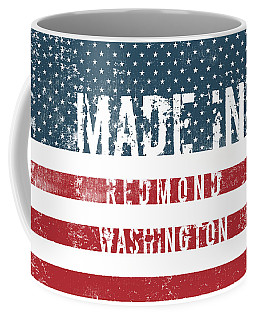 Made In Redmond, Washington Coffee Mug