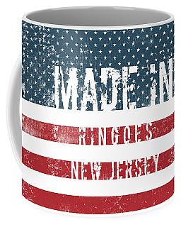 Made In Ringoes, New Jersey Coffee Mug
