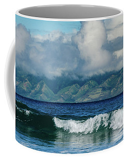 Maui Breakers Coffee Mug