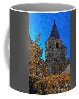 Medieval Bell Tower 6 Coffee Mug
