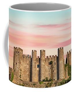Medieval Castle Of Obidos Coffee Mug