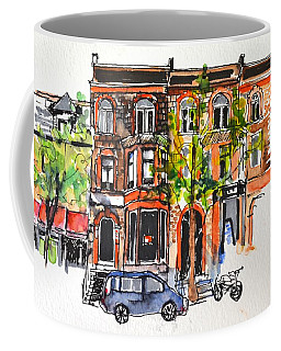 Montreal #1 Coffee Mug