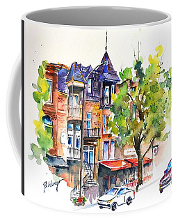 Montreal #2 Coffee Mug