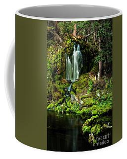 Mossy Falls Coffee Mug