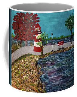 Mount Dora Lighthouse Coffee Mug