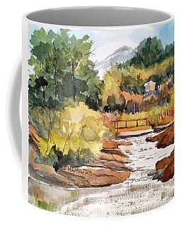 Mountain Run Off Coffee Mug