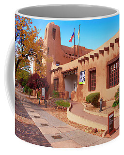 New Mexico Museum Of Art Coffee Mug