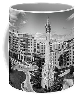 Coffee Mug featuring the photograph North Point Tower by Randy Scherkenbach