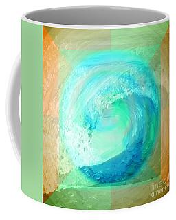 Ocean Earth Coffee Mug