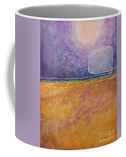 Coffee Mug featuring the painting Old Home Fall by Kim Nelson