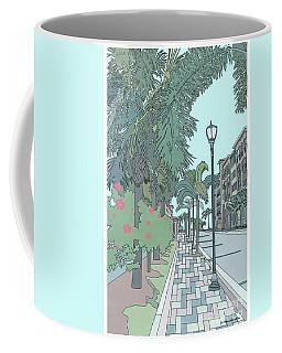 Orange Avenue Coffee Mug