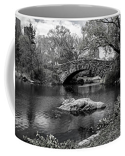 Coffee Mug featuring the photograph Park Bridge by Stuart Manning