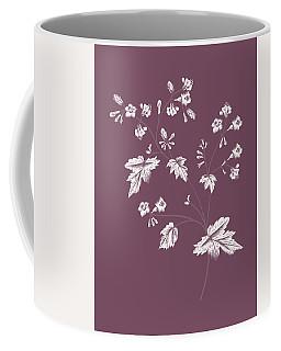 Phacelia Purple Flower Coffee Mug