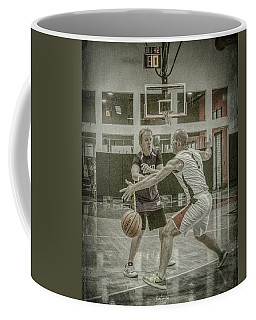 Coffee Mug featuring the photograph Phil Parsons by Ronald Santini