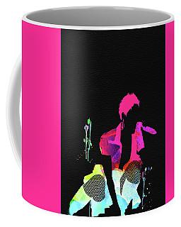 Pink Watercolor Coffee Mug