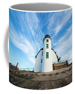 Point Betsie Sky Coffee Mug
