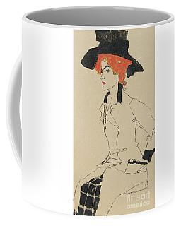 Portrait Of A Woman, 1910  Coffee Mug