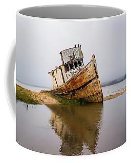 Pt Reyes Wreck Coffee Mug