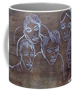 Radiohead Coffee Mug