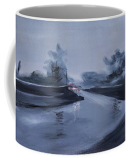 Rainy Day New Coffee Mug