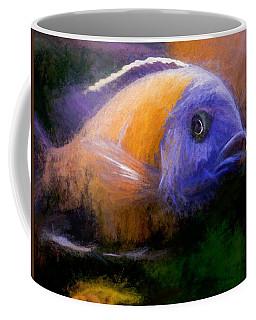 Red Fin Borleyi Cichlid Coffee Mug