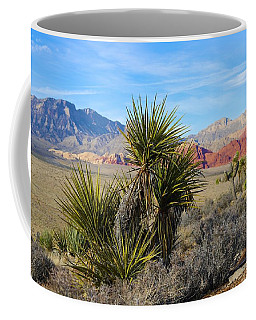 Red Rock Canyon National Conservation Area Coffee Mug