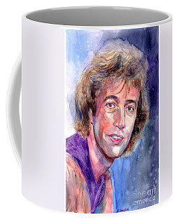 Robin Gibb Portrait Coffee Mug