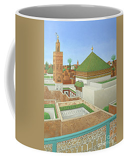 Rooftops In Marrakesh Coffee Mug