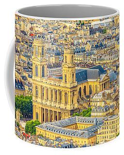 Saint Sulpice Church Paris Coffee Mug