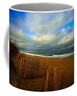 Sand Fences  Coffee Mug