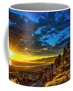 Santa Monica Bay Sunset - 10.1.18 # 1 Coffee Mug