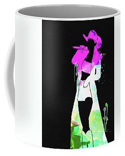 Shania Watercolor Coffee Mug
