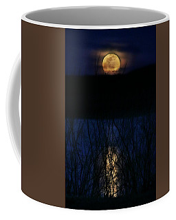 Snow Moon Coffee Mug