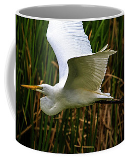 Snow White In Flight Coffee Mug